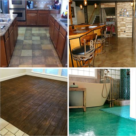 increase your home s value with decorative concrete inside