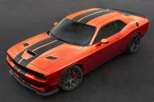 Color Dodge Go Mango Color Now Available For Dodge Challenger And