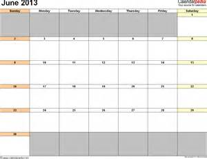 excel calendar 2013 template 2013 printable one page calendar yearly excel template