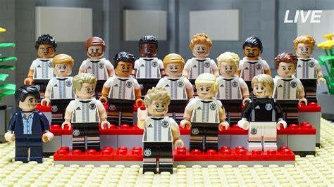 Lego Team lego announces german national football team minifigure series