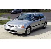 Awesome 1998 Honda Civic DX Hatchback