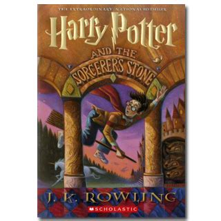 harry potter and the sorcerers stone book cover harry potter and the sorcerer s stone 171 book a day almanac