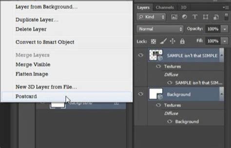 cara membuat garis di photoshop cc tutorial membuat teks typogrphy 3d dengan photoshop cc