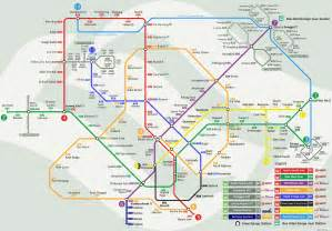 Attractive Building My Dream Home #2: Possible-map-of-singapore-mrt-stations-large.png