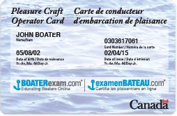 boatus florida license boating license required in canada get it online at