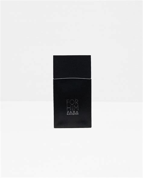Parfum Zara For Him zara for him black edition zara cologne a new fragrance for 2016