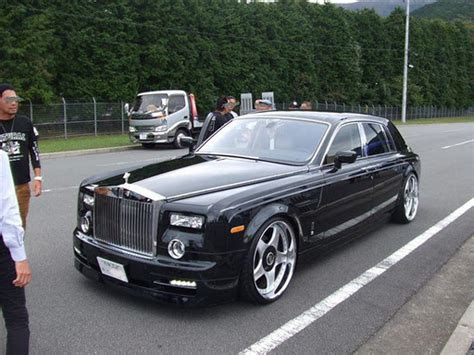 roll royce modified bentley spotting rolls royce phantom at hellaflush meet