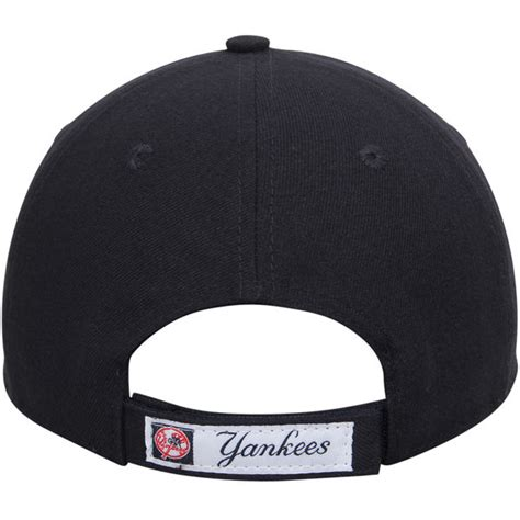 New Era Yankees 9forty Black Authentic new york yankees new era s league 9forty adjustable
