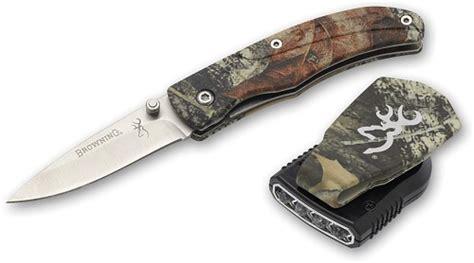 browning seeker cap light br5096 browning seeker 2 cap light knife combo