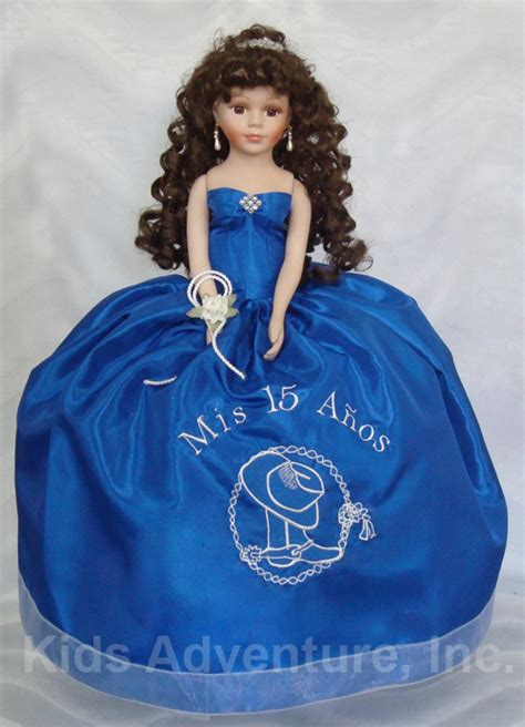 black quinceanera doll heidicollection belinda 21 inch quinceanera doll with