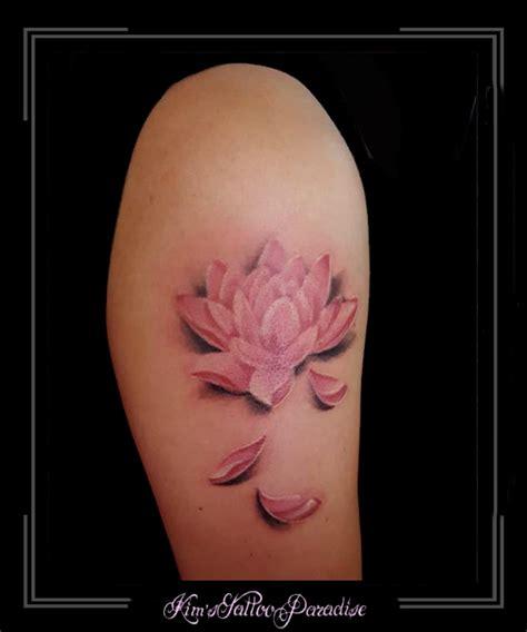 flower kim s tattoo paradise lotus s paradise