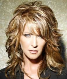 80s layered hairstyles 80 cute layered hairstyles and cuts for long hair curly
