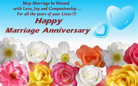 Wedding Anniversary Wishes Words For by Happy Anniversary Wishes Cards Sayings 2017