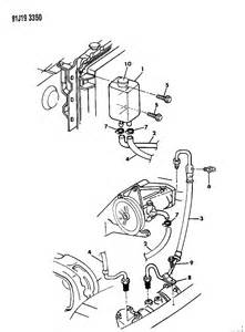 jeep comanche hoses and reservoir power steering wrangler yj