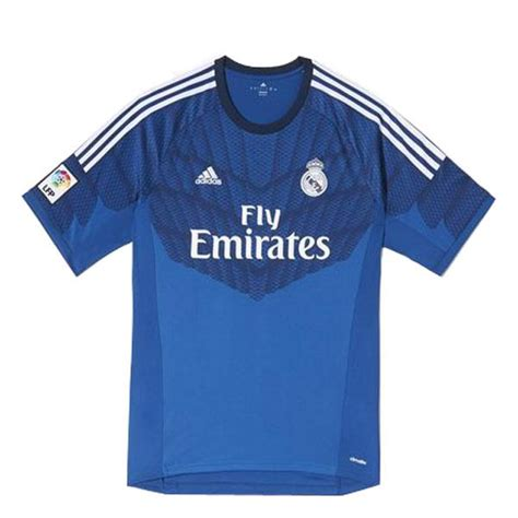 Kaos T Sirt Real Madrid adidas t shirt gk real madrid 2014 2015 buy and offers on goalinn