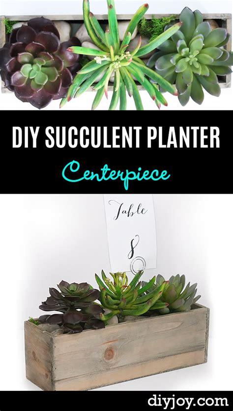 diy succulent planter diy succulent planter centerpiece diy joy
