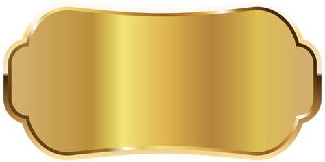 Balon Metalik I You Cinta golden label png clipart image gallery yopriceville