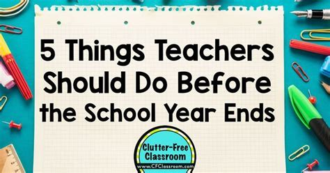 29 best images about end of school year on