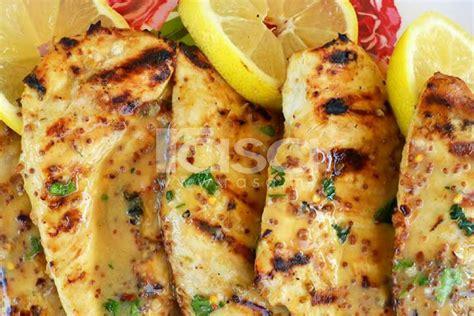 Ratuwon Madu Rasa Lemon sihat mudah disediakan ayam panggang lemon bermadu rasa