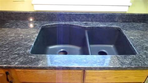 how to install undermount sink on granite countertop steel grey custom granite countertop installation w