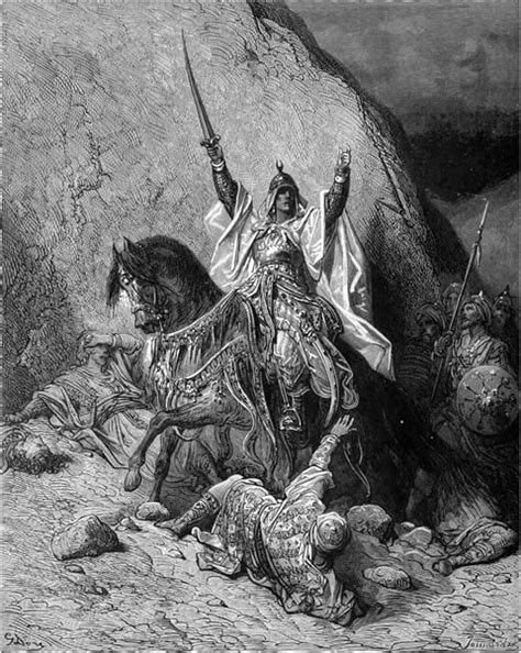 saladin the sultan who vanquished the crusaders and built an islamic empire books gustave dor 233 illustrations of the crusades