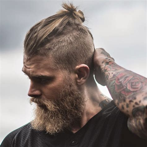 buns hairstyles man 19 man bun styles