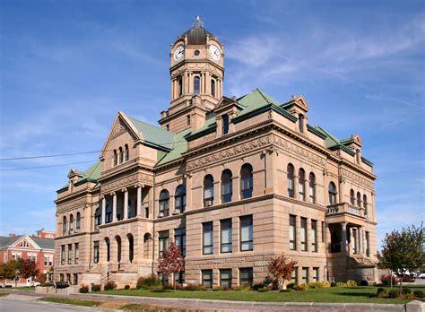 file wapakoneta ohio courthouse jpg wikimedia commons