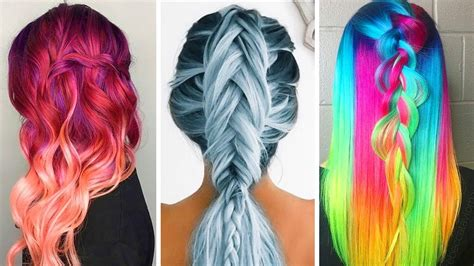beautiful hair colors 15 amazing hair color transformations beautiful