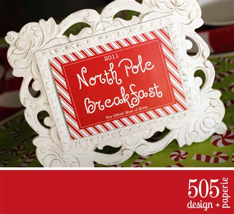 On The Shelf Sign by Pole Breakfast 2011 505 Design Inc