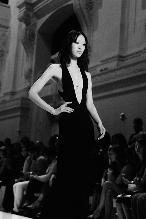 BACKSTAGE AT ALEXANDRE VAUTHIER HAUTE COUTURE FALL-WINTER