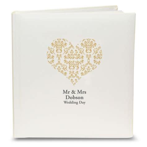 Wedding Anniversary Album by Golden Wedding Anniversary Photo Album Find Me A Gift