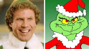 are you buddy or the grinch find out which christmas