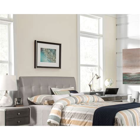 Bedroom Sets Without Headboard Lusso King Headboard Without Frame Hillsdale Furniture King Headboards Bedroom