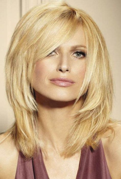 best haircuts for pronounced cheek 16 best images about medium short hairstyles 2016 on pinterest