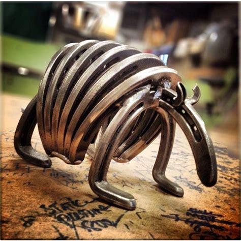 pin  bonnie loving  horseshoe welding projects welding art horseshoe projects