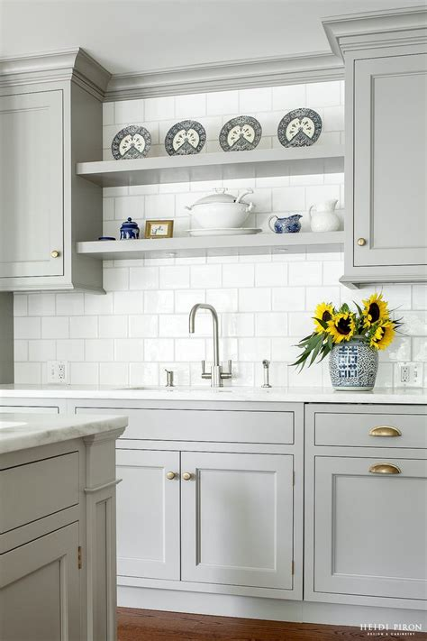 gray kitchen cabinets ideas   pinterest