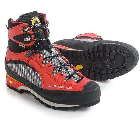 sportiva boots la sportiva tex 174 trango s evo mountaineering boots