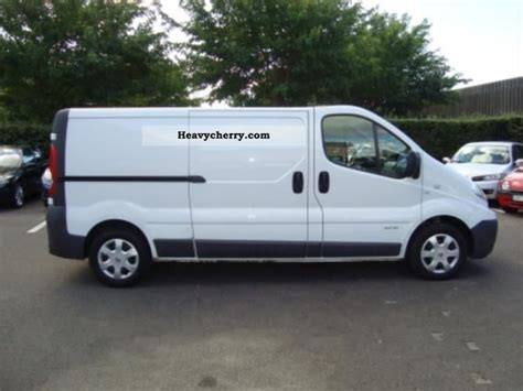 renault trafic 2010 renault trafic dci 115 l2 h1 grand confort 2010 box truck