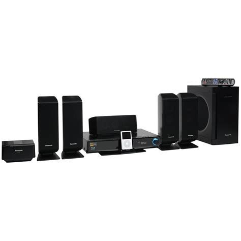 panasonic 5 1 channel disc home theater system