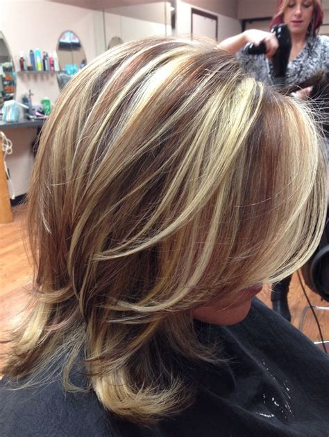 hair color ideas with highlights and lowlights google hair color ideas brown with blonde highlights google