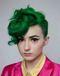 green hairstyles color for short haircuts short hairstyles 2016 2017