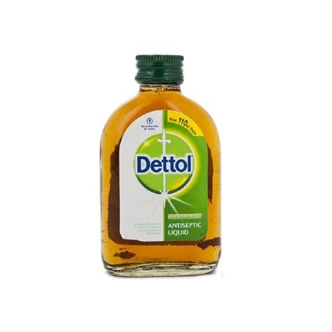Detol Antiseptik dettol antiseptic liquid 110ml