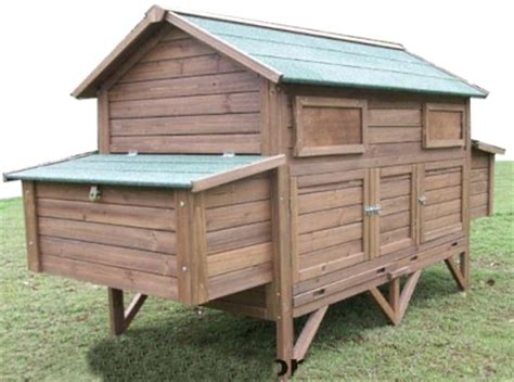 Hen Hutch high quality chicken coop hen house rabbit hutch