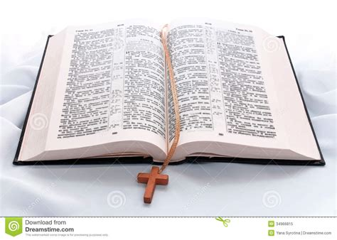 picture of bible book opened bible book stock image image of knowledge novel