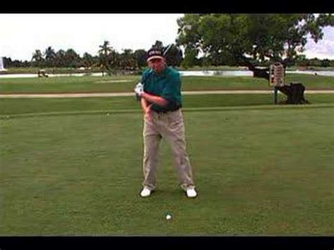 jim mclean golf swing golf tip the 8 step swing jim mclean youtube