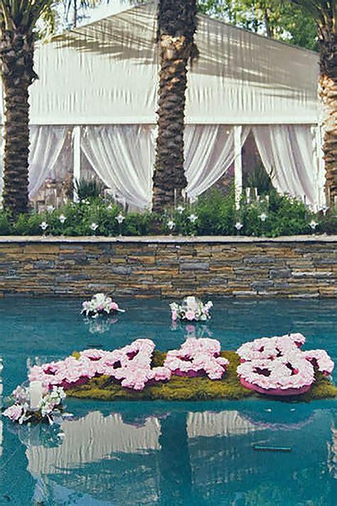 1000 ideas about backyard wedding pool on