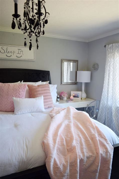 pink and gray bedroom ideas pink and gray bedroom pictures bedroom makeover ideas
