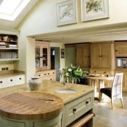 Cleaning Oak Cabinets Light Bright Kitchen Diner Housetohome Co Uk