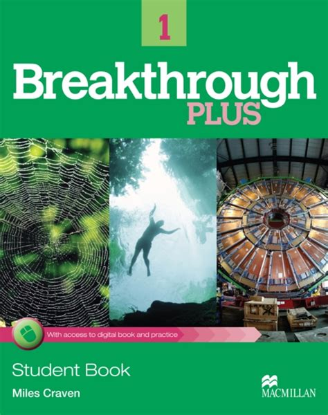 breakthrough books breakthrough plus level 1 student s book pack