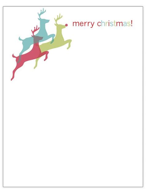 christmas letter printables images pinterest